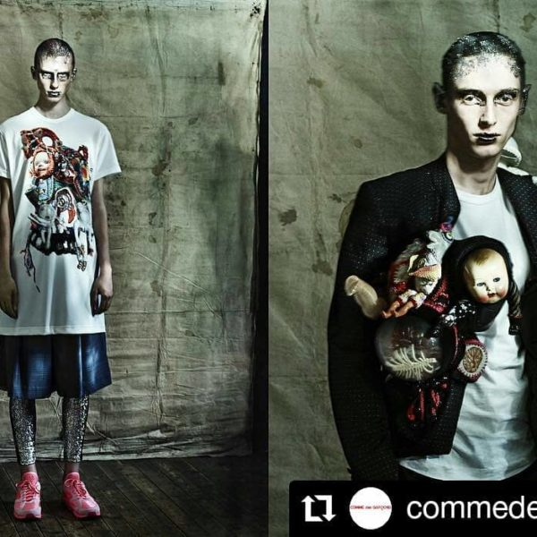 Comme Des Garçons, Another_Man Issue 26, fashion, photos Paolo Roversi